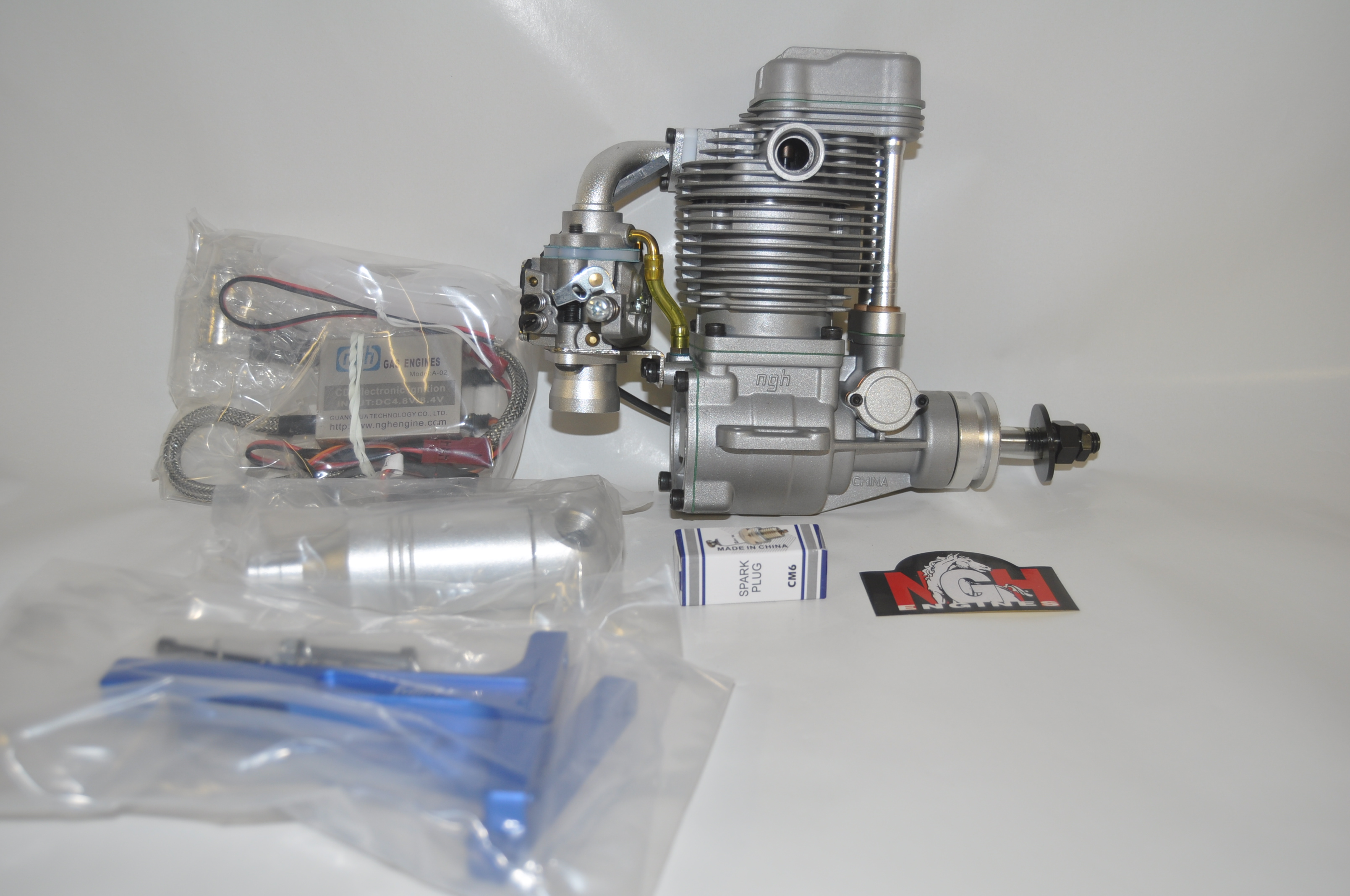 NGH-GF-30 4 Stroke engine